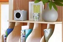 DIY Home Organizing