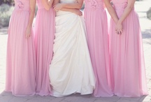 Baby Pink Wedding Ideas / by @MadeWithLoveDesigns Clare Fletcher