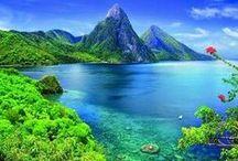Beautiful places / by Rhonda Davis