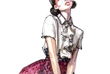 Fashion / Outfits, itens, shoes, everything 'stylish' for references. Majority of female clothing and accessories. I own nothing. / by blind study