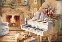 Pianos....