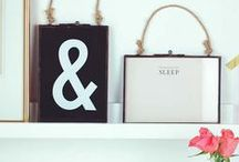 Housey Things I Want / Lust list of things to buy for the home.  / by @MadeWithLoveDesigns Clare Fletcher