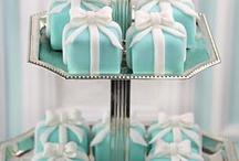 Tiffany Wedding Ideas / by @MadeWithLoveDesigns Clare Fletcher