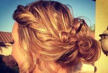 hair :) / by Olivia Pushak