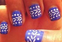 wish my nails looked like that / by Olivia Pushak