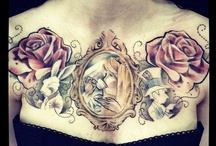Tattoo love / by Michelle Offord