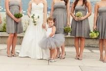 Grey Wedding Ideas / by @MadeWithLoveDesigns Clare Fletcher