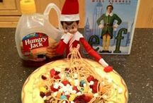 Elf Ideas / See what mischief Belbert and Thelka can get into during the Chirstmas season
