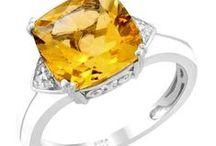 Captivating Citrine ~ November Birthstone / November Birthstone is the Fabulous, Sunny Yellow Citrine!