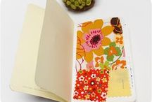 Fabric Swatchbooks (Sewing Diaries)
