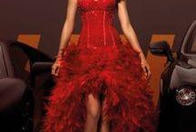 Vestidos Rojos!!! Me Encantan!!!