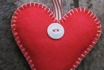 Valentine Hearts & Ideas / Lovely hearts and things for valentines day