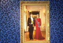 royal blue / Blue is the color of Royal Dutch