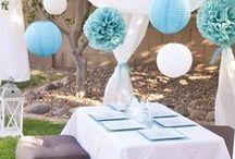 party set up ideas