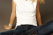All✯AmericanGirl / white shirt & blue jeans and a Coke & a smile / by Maryann Wohlwend