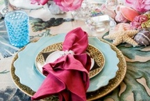 Perfect PlaceSettings / Inviting tablescapes / by Maryann Wohlwend