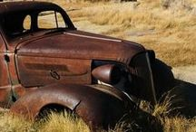 Beauty in Age / Anything old, antique, abandoned, rustic, that appeals to the eye. Only large, quality photos. Low quality pictures will be deleteted without comment. Those I have invited may invite those whose pinning you trust! Others may comment to me to be invited. / by Rhonda Davis