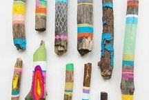Sticks, Logs, Rocks