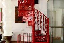 escaleras fabulosas!!