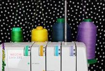 Serger / Serger sewing machine tips, tricks, and info.