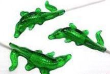 preppy alligator party ideas for girls