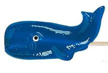 whale party ideas for boys (red) / whale party ideas for boys