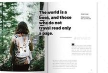 Magazines Template / Indesign Magazines Templates