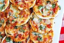 food | appetizers + snacks