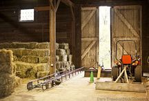 Barn Gone Wild / Tips, tricks & products to keep your stable squeaky clean. Barn and stable supplies to complete all of your barn chores. Barn and stable supplies include items for mucking and cleaning like pitch forks, muck buckets or disinfectants. Everything you need to organize your tack room, feed room or barn aisles.