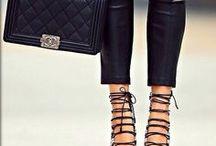 Sandales lacées
