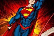 SUPERMAN,mi héroe favorito!