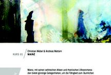 Katalog / Malreisen & Workshops 2015 WCC | Der Watercolorclub & Atelier Andreas Mattern
