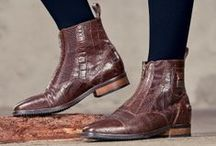 Strut Your Stuff / Dress Boots to Muck Boots and Stylishly in Favor!