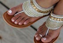 Happy feet / by Suman Choudhury