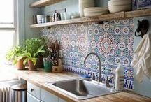 Kitchen... / Décoration cuisine