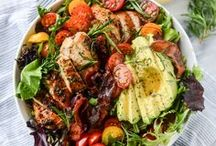 LUNCH recipes / Shaking up our lunchtime routine, one recipe at a time