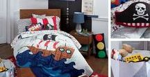 Boys Bedroom Themes / Looking for a boys bedroom theme idea? Here's a great collection of fun and functional theme ideas for boys bedrooms that will grow with your child.