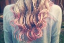hairstyles / by This Girl Is Obsessed!