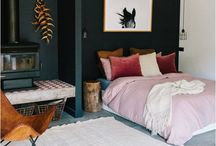 Interiors: bedroom