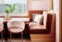 Interiors: dining