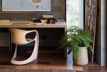 Interiors: workshop/spaces