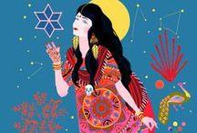 A r t  *  M u s e s / Visual Inspiration Of The Artful Kind / by GypsyYaya