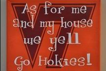 Love my Hokies!!! / by Wendy Erneston