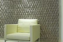 Wallcoverings / Any material, backed or un-backed, that can adhere to walls and later be removed without damaging the wall. Paper, grass cloth, string, wood and cork veneer, foil and Mylar, cloth/fabric, and vinyl. 1 American roll = 30 square feet Subtract ½ a roll for doors and windows Repeat patterns decrease the square footage. (E. Kitchin) / by Toni Myers