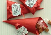 Gift Wrap & Tag Ideas / by Crafts to Make