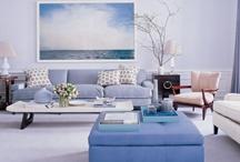 True Blue / DH TREND ALERT / by Dering Hall