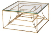 Coffee Tables / Dering Hall's Favorite Coffee Tables  / by Dering Hall