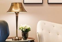 Lighting / Hanging, Wall, Floor...Here's Some of Our Favorite Lighting Fixtures  / by Dering Hall