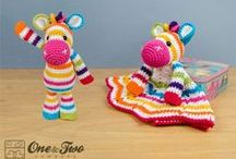 Crochet Pattern by One and Two Company / by One and Two Company (Carolina Guzman)