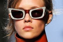 Wear: spectacles + sunnies / cool frames